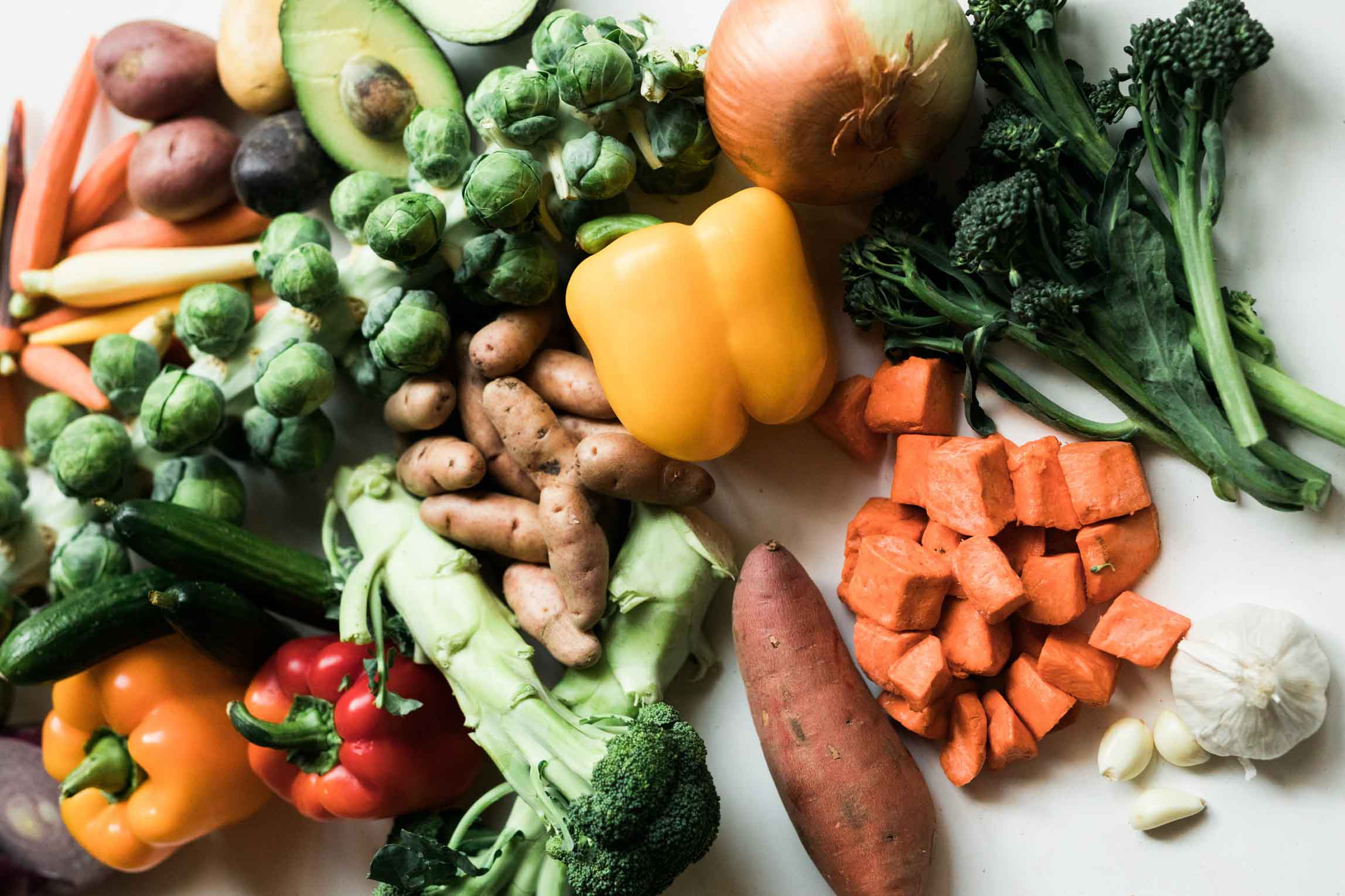 seasonal vegetables and fruit in Australia